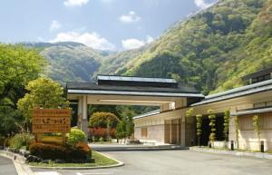 ホテルはつはな外観2012年5月リリ-ス