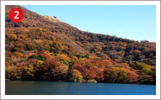 (2)芦ノ湖・九頭龍神社付近