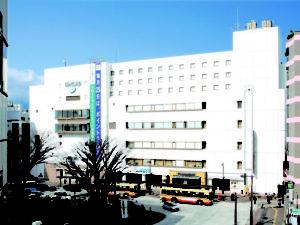 5~8階が小田急ステーションホテル 本厚木