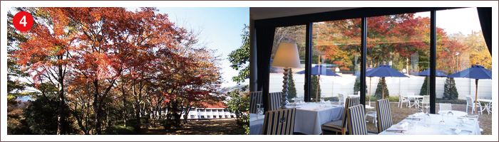 (4)小田急 箱根ハイランドホテル