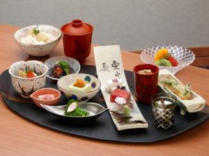 1日限定30食「彩り膳」