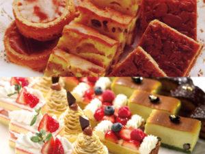 焼き菓子、ケーキイメージ