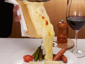 とろけるラクレットチーズ