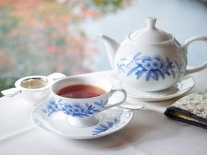 サロン・ド・テ ロザージュの紅茶
