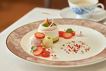 いちごの季節 -Saison des fraises-