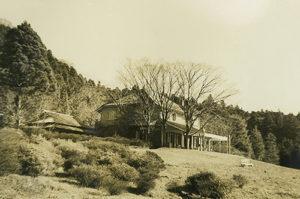オープン当時の「山のホテル」(昭和23年)