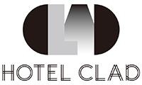 「HOTEL CLAD」ロゴデザイン