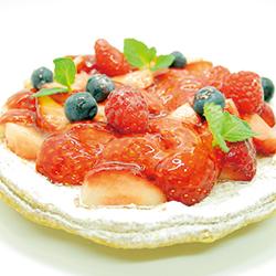 ホテル特製 カスタードベリーパイ(北海道クリームチーズ入り)